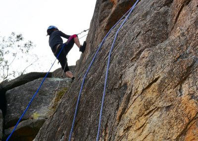 Abseiling & Climbing